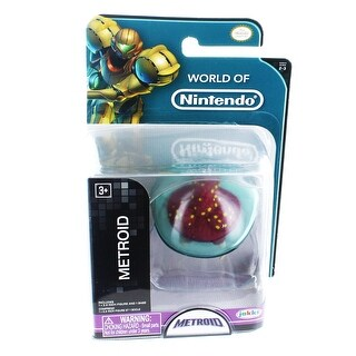 "World of Nintendo 2.5"" Mini Figure: Metroid - multi"
