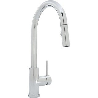 Mirabelle MIRXCRA101 Ravenel Pullout Spray Kitchen Faucet with Magnetic Docking