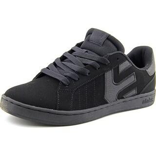 Etnies Fader LS Men Round Toe Synthetic Black Skate Shoe
