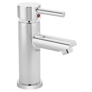 Symmons SLS-3510-1.5 Dia Single Hole Bathroom Faucet - Less Drain Assembly - n/a