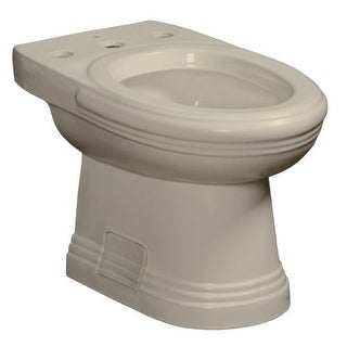 Danze DC014110 Orrington Bidet with Vertical Spray and 4 Holes Drilled