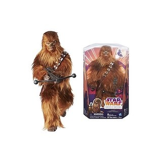 Star Wars Forces of Destiny Roaring Chewbacca Figure