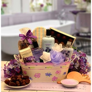 Link to Tranquility Spa Gift Set Similar Items in Spa & Relaxation Baskets