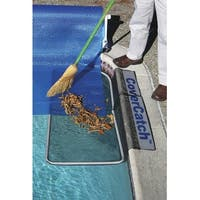 """43.75"""" Cover Catch™ Swimming Pool Solar Cover Accessory - Blue"""