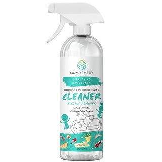 MomRemedy Everything Household Hydrogen Peroxide Based Cleaner and Stain Remover