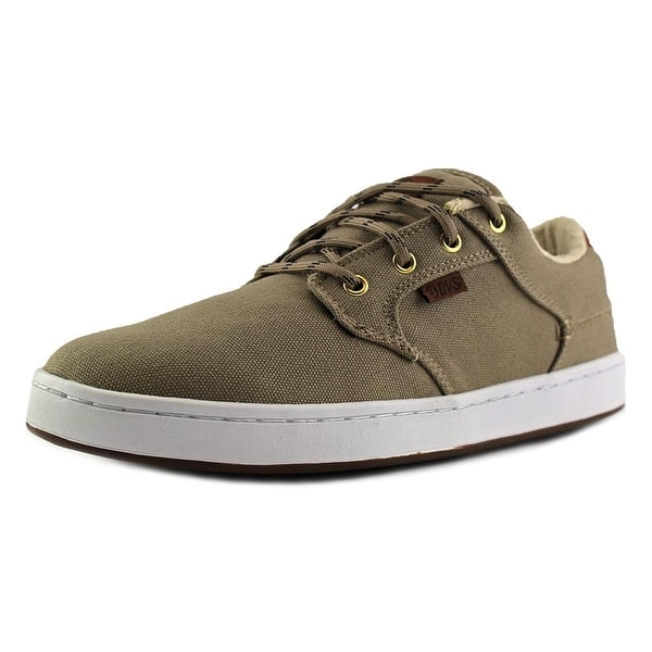 DVS Quentin Men Beige Skateboarding Shoes