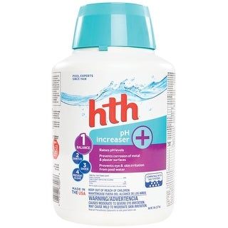 hth 67007 pH+ increaser, 5 lbs