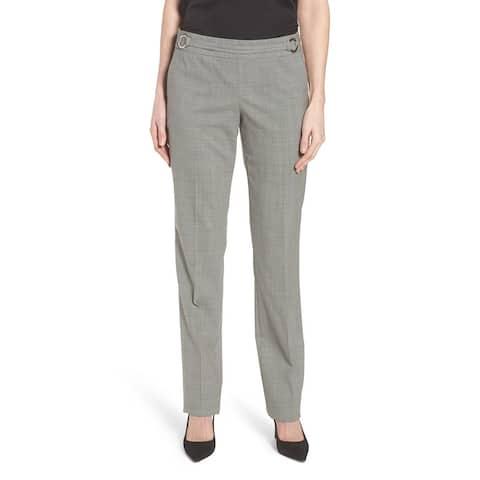 Boss Hugo Boss Black Women's Size 14 Dress Pants Wool Stretch