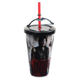 The Walking Dead Daryl Cross Bow 16oz Carnival Cup