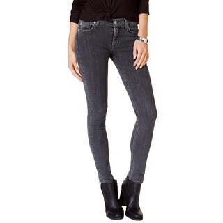 Hudson Womens Nico Skinny Jeans Stretch Mid-rise