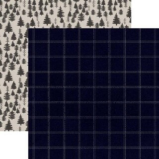 "Woodlands - Wonderland Double-Sided Cardstock 12""X12"" - 10/Pack"