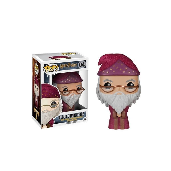 Funko POP Harry Potter - Albus Dumbledore Vinyl Figure - Multi