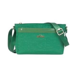 Kipling Womens Jude Crossbody Handbag Signature Adjustable - small