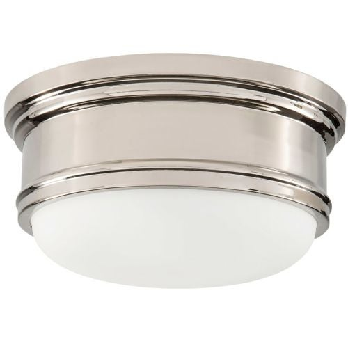 "Park Harbor PHFL4052 14"" Wide 2 Light Flush Mount Ceiling Fixture"