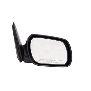 Pilot Automotive MZ1439410-2R00 Mazda 3 Black Power Heated Replacement Passenger Side Mirror