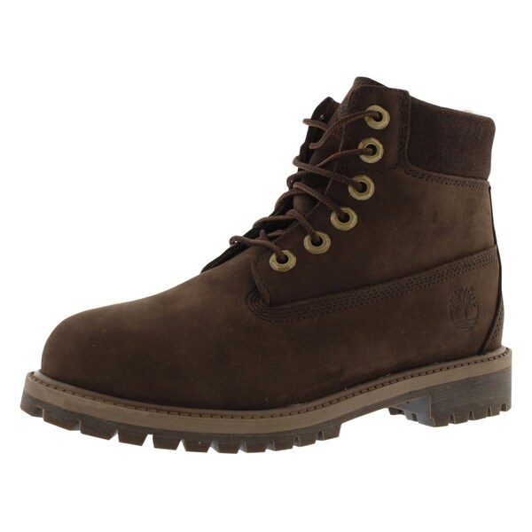 Shop Shearling Kid's Boots 6 Timberland Classic Prm Inch 7gy6bf