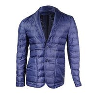 Michael Kors Men's Channel Quilted Blazer Jacket
