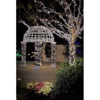 LITEUP225 Outdoor Solar 225 LED String Holiday Lights