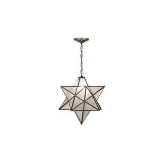 Meyda Tiffany 15151 Movavian Stars 1 Light Pendant - tiffany glass