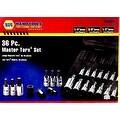36 Pc. Master Torx Set w/ Hex Bit Socket 1/4, 3/8,1/2 In. Drs - Thumbnail 0