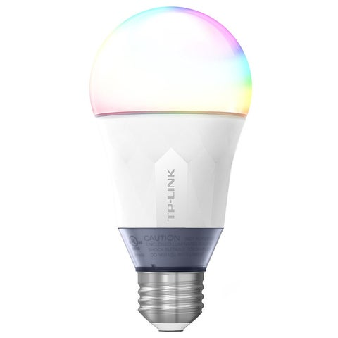 Tp-Link Lighting Lb130 Wi-Fi Smart Led Bulb With Color Changing Light Retail