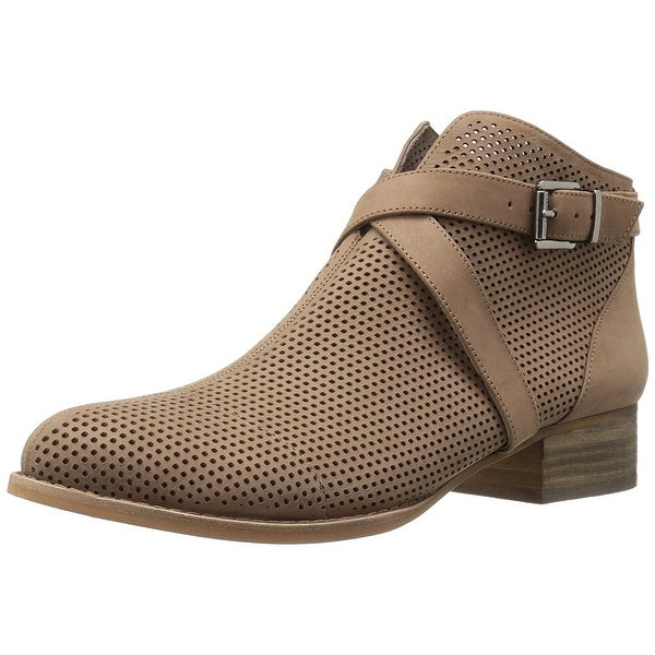 Vince Camuto Womens Casha Leather Closed Toe Ankle Fashion Boots
