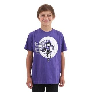 Kids Big Hero 6 Hiro Burst T-Shirt