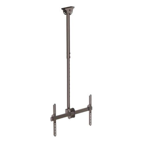 Startech - Flatpnlceil Heavy-Duty Steel Ceiling Mountnfor 32In-70In Lcd/Led/Plasma Tv