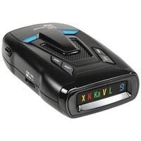 Whistler CR73 Traffic Flow Laser & Radar Detector, Black