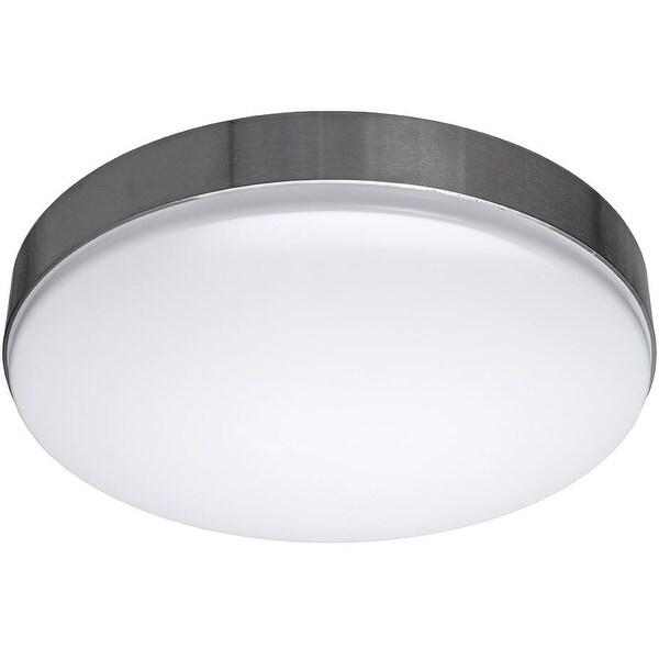 "ETI 54620142 I-Series Round LED Ceiling Light Fixture, 15"" Dia, 22 Watts"