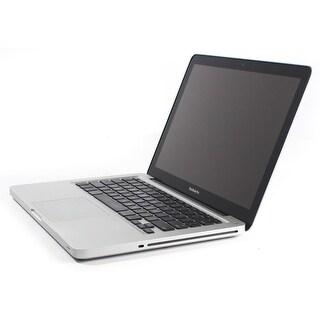 """Apple MacBook Pro MC700LL/A Intel Core i5-2415M X2 2.3GHz 4GB 320GB 13.3"""", Silver (Refurbished)"""