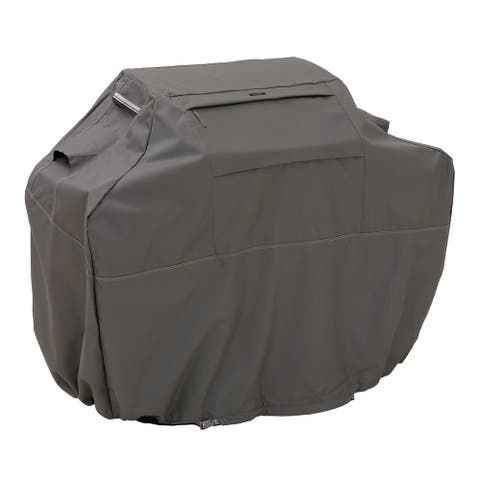 Classic Accessories Ravenna Water-Resistant 64 Inch BBQ Grill Cover