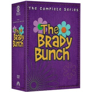 Brady Bunch: The Complete Series [DVD]