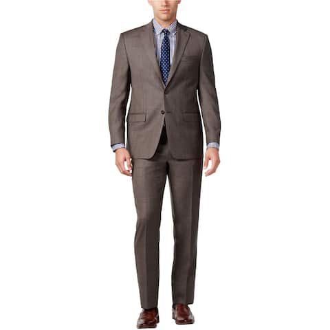 Ralph Lauren Mens Ultraflex Two Button Suit - 38 Regular / 32W x UnfinishedL
