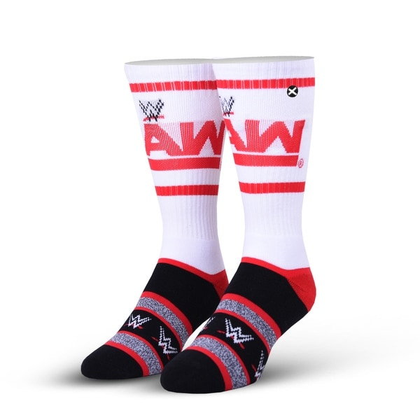 WWE Monday Night Raw Crew Socks, 6-13