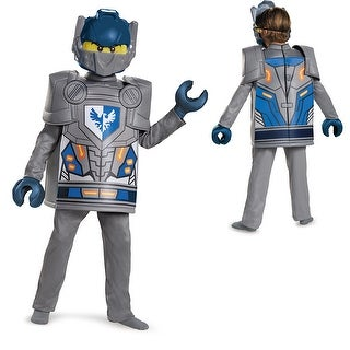 Boys LEGO Deluxe Nexo Knights Clay Costume