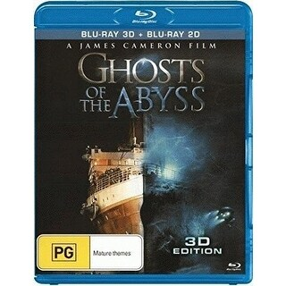 Ghosts of the Abyss [Blu-ray]