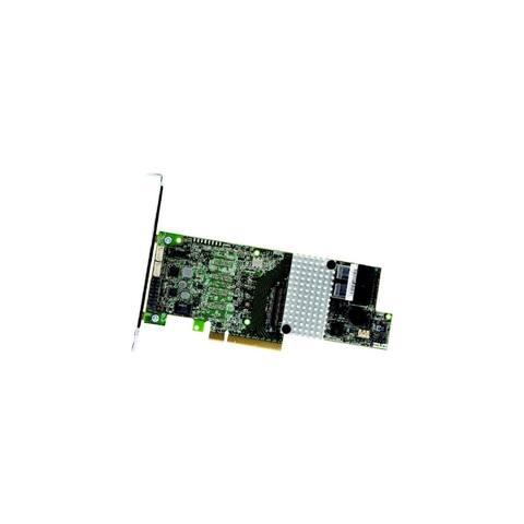 Intel RS3DC040 Intel RAID Controller RS3DC040 - 12Gb/s SAS - PCI Express 3.0 x8 - Plug-in Card - RAID Supported - 0, 1, 5, 10,