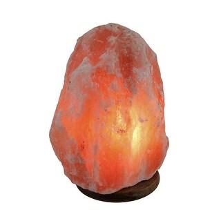 Natural Abstract Rock Crystal Himalayan Salt Lamp 6-8 Pound