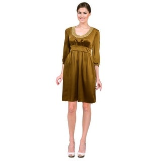 Cynthia Rowley Contemporary Silk Dress - 0