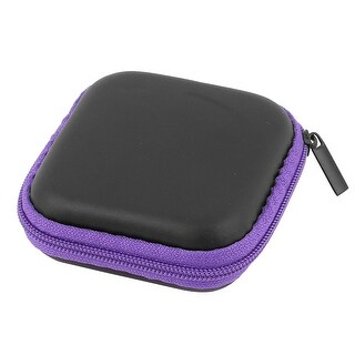 Earphone Cellphone Headphone Headset Earbuds Carrying Case Pouch Storage