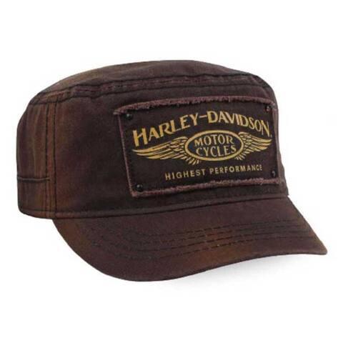 cb310dbd59286 Harley-Davidson Women s Highest Performance Adjustable Back Painters Cap  PC33668