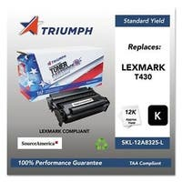 Triumph Remanufactured T430 Toner Cartridge - Black Toner Catridge