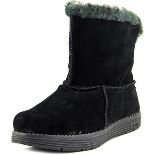 Skechers Australia Adorbs-Polar Women Round Toe Suede Winter Boot
