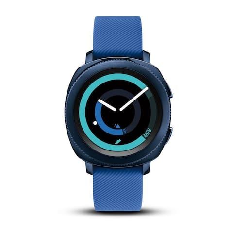Samsung Gear Sport Smartwatch, Blue (SM-R600NZBAXAR, Refurbished)