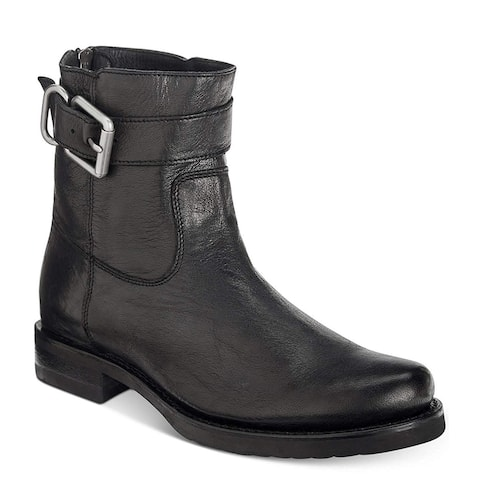 Frye Womens Veronica Leather Round Toe Ankle Chelsea Boots