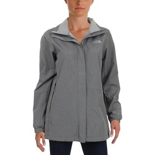The North Face Womens Raincoat Relaxed-Fit Mesh-Lined - S
