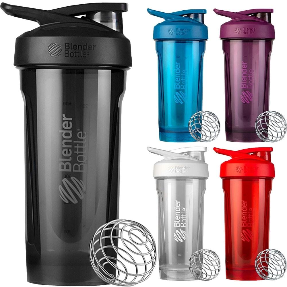 Blender Bottle Radian 32 oz Tritan Shaker Mixer Cup with Loop Top