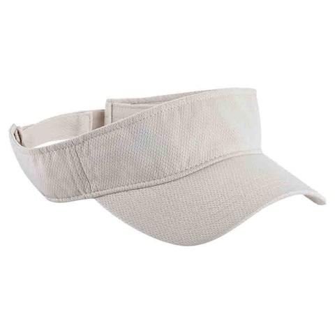 Page & Tuttle Womens Performance Mesh Visor Golf Athletic Hats Visor