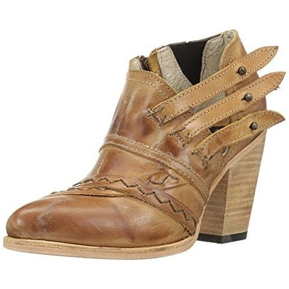Freebird Women's Gate Ankle Bootie